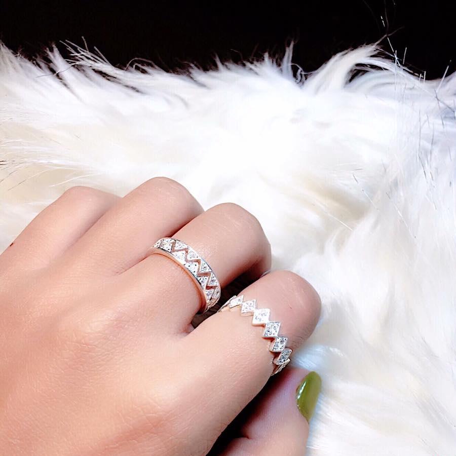bộ 3 nhẫn nữ