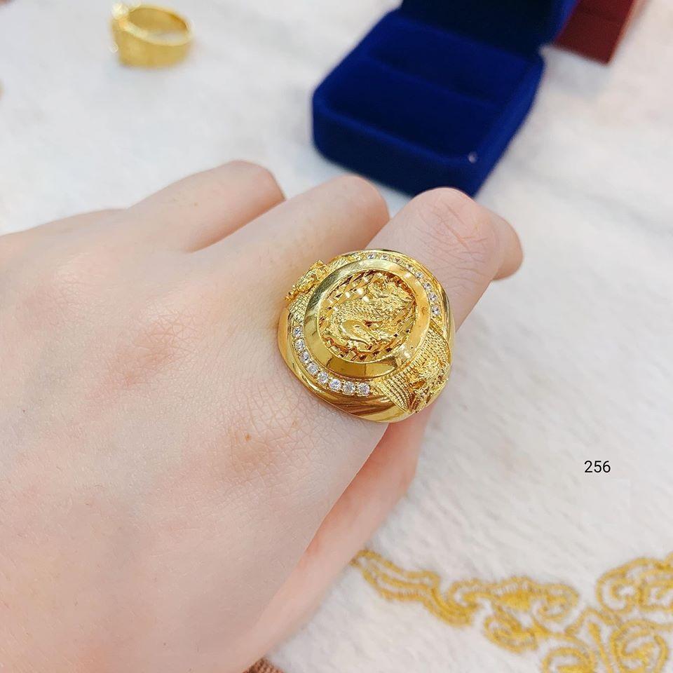 Nhẫn vàng nam 10k