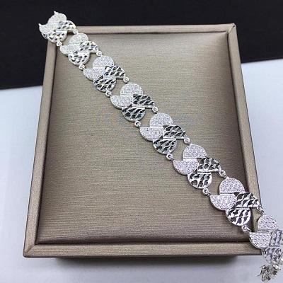 Lắc tay bạc đẹp cho nữ