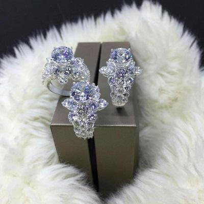 Nhẫn bạc cao cấp cho phái đẹp